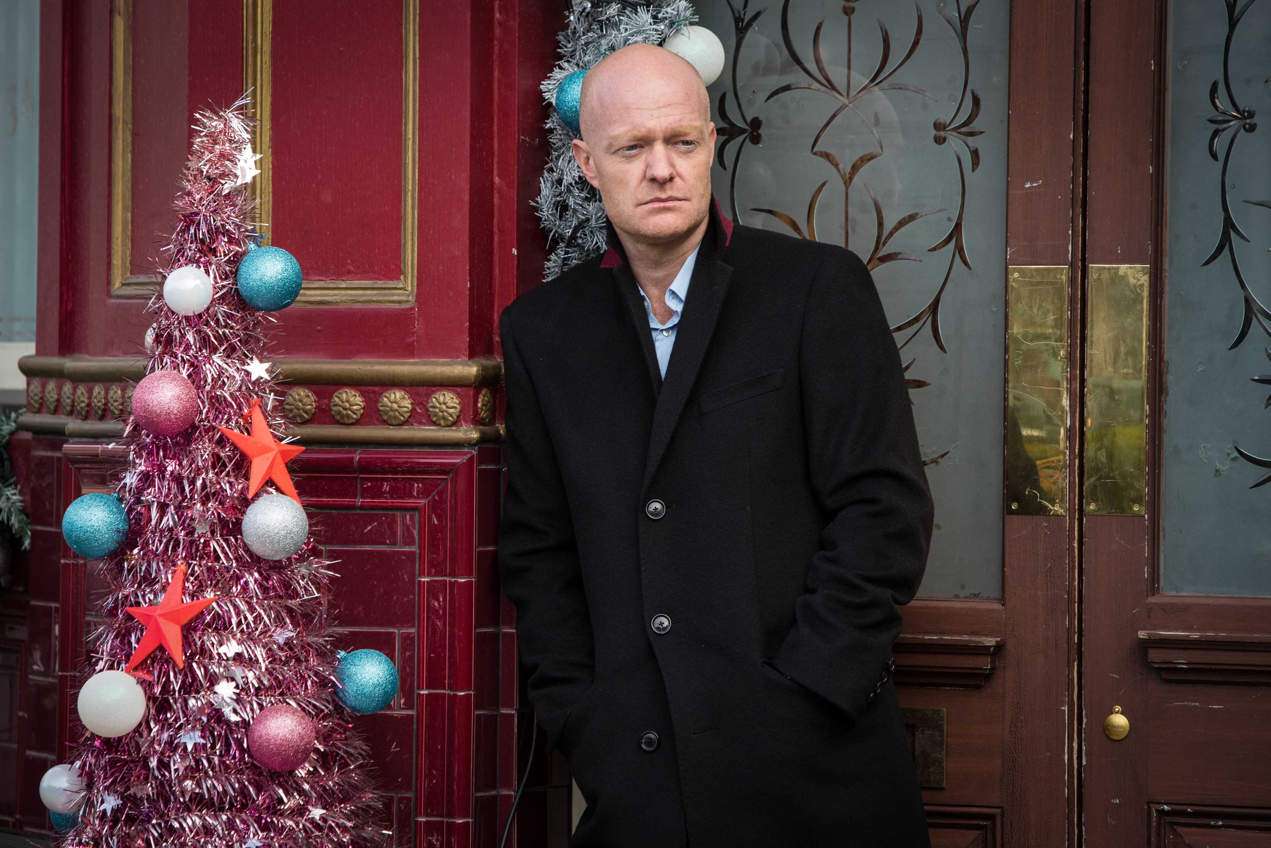 He's Back! 'EastEnders' Bosses Reveal The First Pictures Of Max Branning's