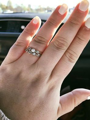 Why This Wife Is Proud Of Her Pathetic 130 Engagement Ring