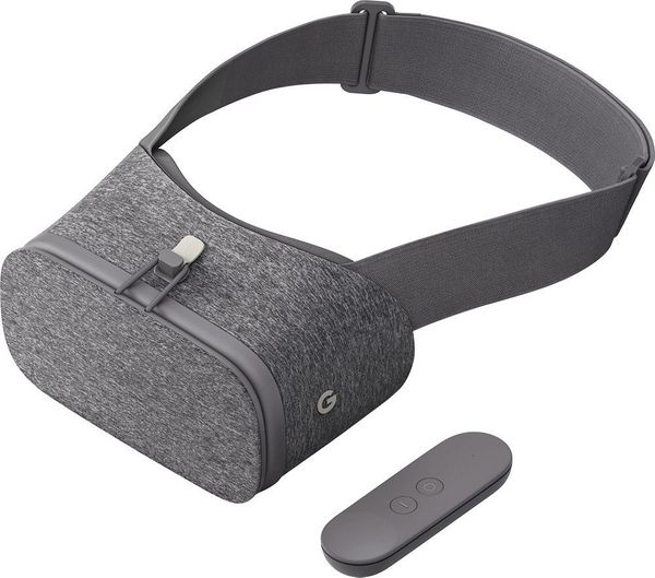 "Google Daydream View VR Headset, $79, <a href=""http://www.bestbuy.com/site/google-daydream-view-vr-headset-slate/5667796.p?sk"