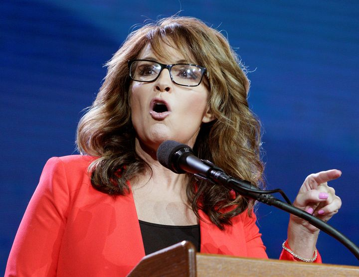 Sarah Palin warns Republicans in Op Ed piece that 'we're doomed' if we continue 'corporate welfare.'