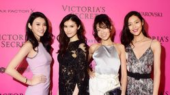 Victoria's Secret Puts Record Number Of Asian Models On Its