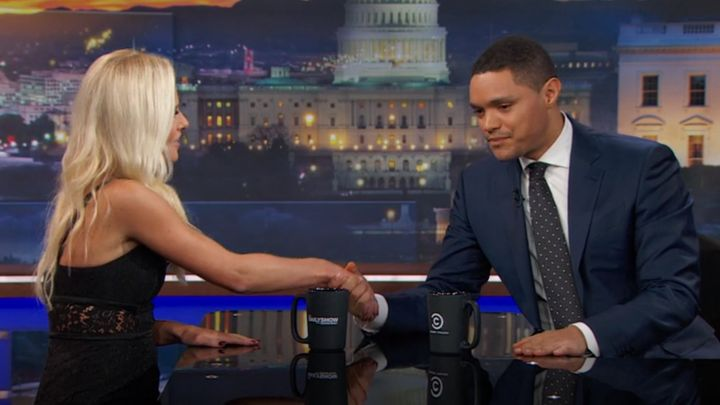 While many have trumpeted Trevor Noah's sit-down with right-wing commentator Tomi Lahren as proof that discussion works, it's