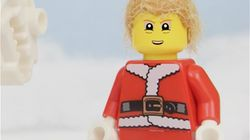 Lego Donald Trump Makes Christmas Anything But Great