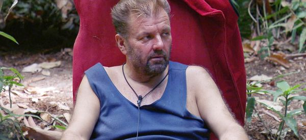 Martin Roberts Speaks Out Against Larry Lamb After 'I'm A Celebrity' Exit