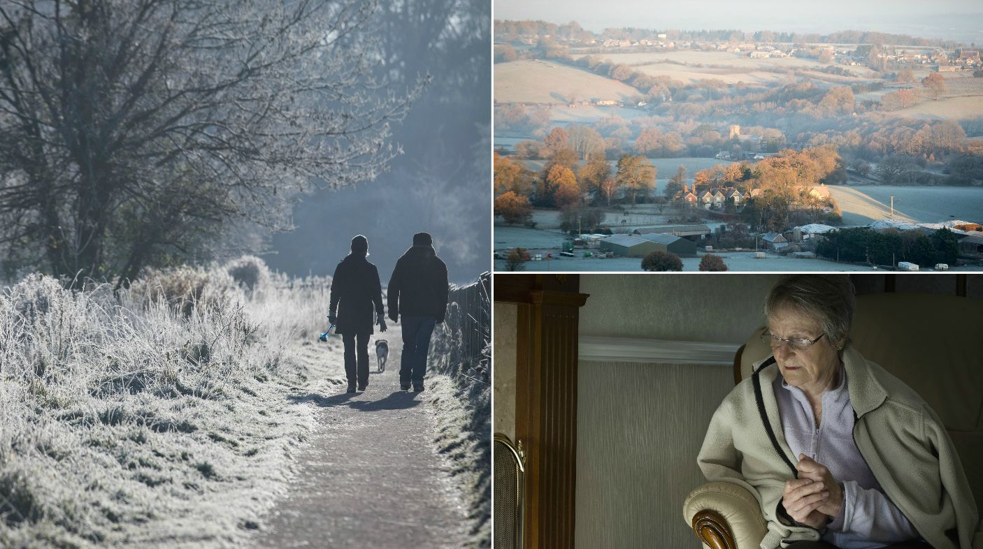 Severe Weather Warnings Issued Over 'Deadly' Freezing