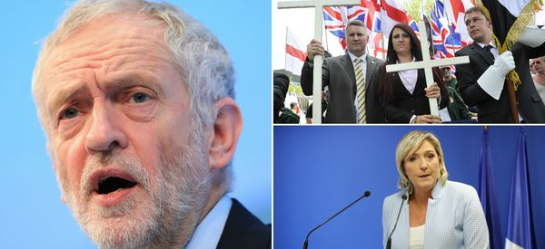 Jeremy Corbyn Issues Rallying Call For European Socialists To Combat The Far Right