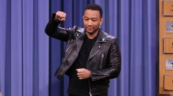 John Legend And Chrissy Teigen Are The Charades Dream