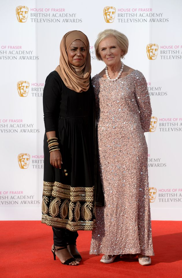 Nadiya Hussain could join Mary, Mel and Sue on a new BBC baking