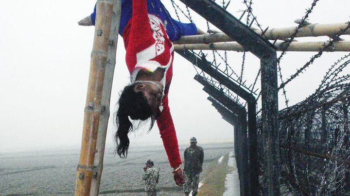 A 15 years old Bangladeshi girl was shot and killed by India's Border Security Force (BSF) on 7th January 2011, at India-Bang