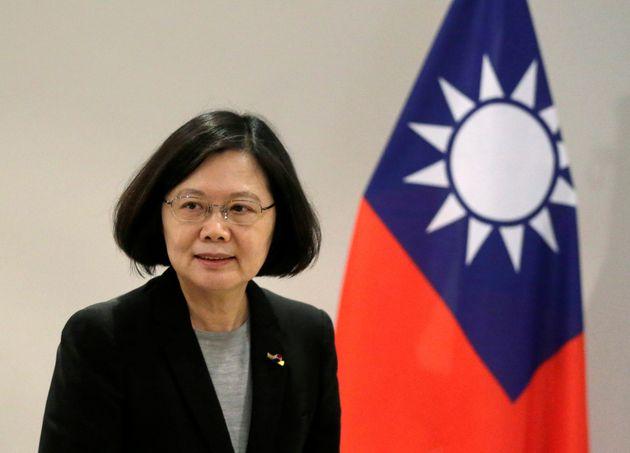 Taiwan's President Tsai