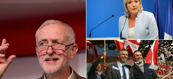 Jeremy Corbyn Says Labour Should Be More Left-Wing To Challenge Far-Right