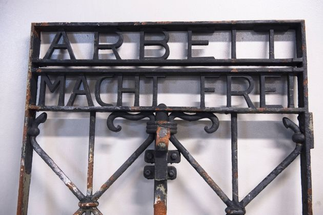 Nazi Death Camp Gate Found In Norway 2 Years After Being Stolen From