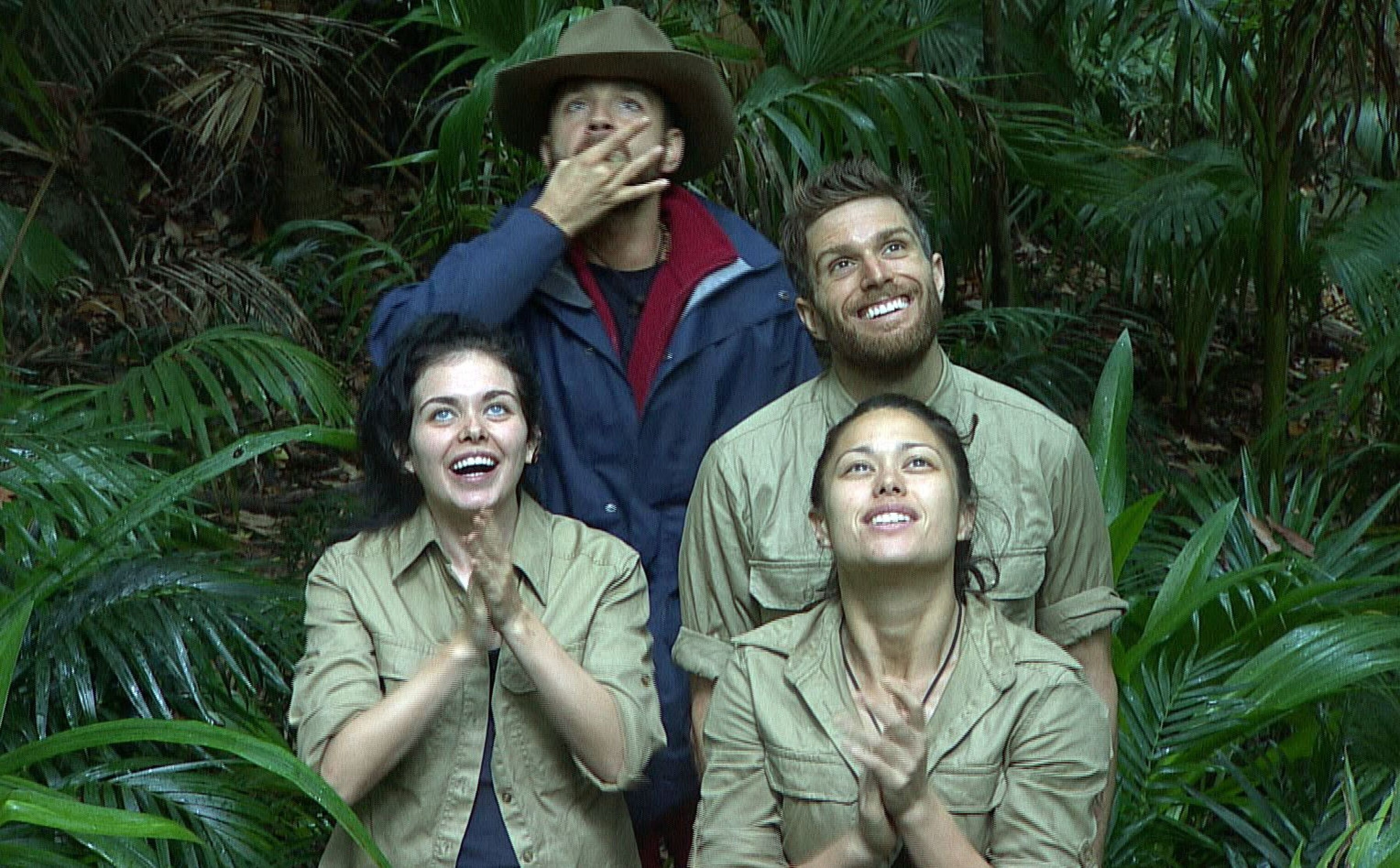 This Year's Final Three 'I'm A Celebrity' Contestants