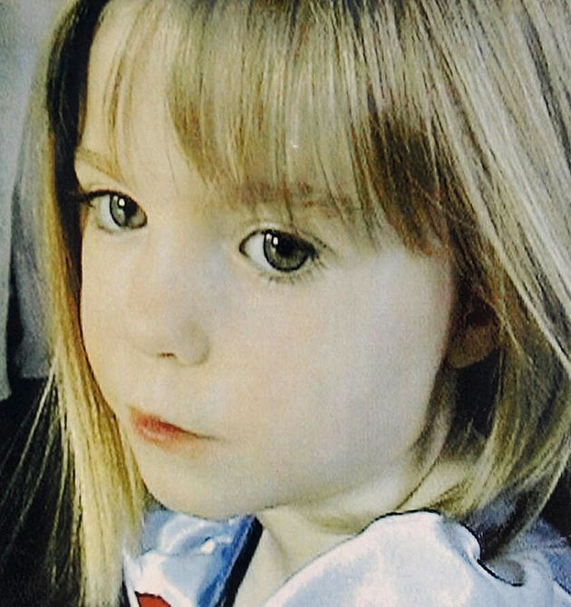 Madeleine went missing on May 3 2007, days before her fourth
