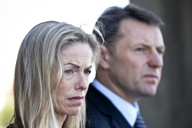 Madeleine's parents Kate and Gerry McCann have remained optimistic their daughter will be