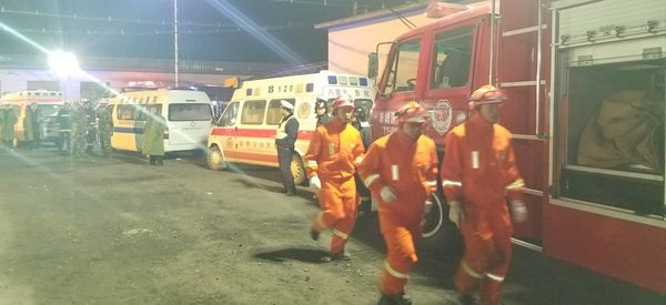 Death Toll From Chinese Coal Mine Disaster Rises To 32