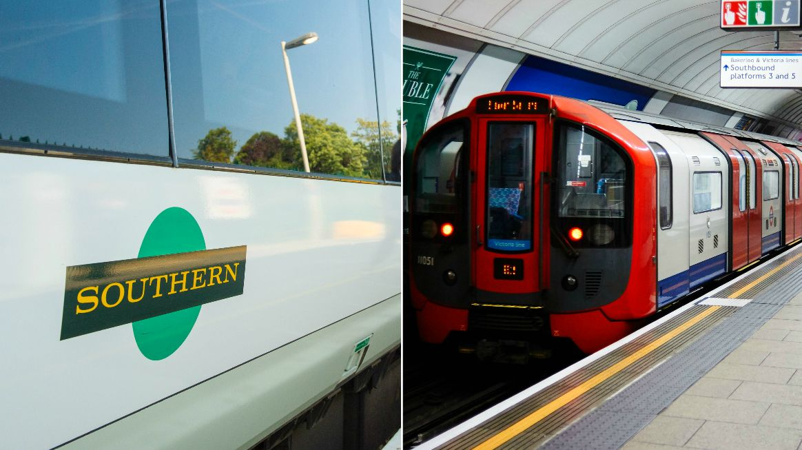 Brace Yourselves, Commuters. There Are Rail And Tube Strikes This