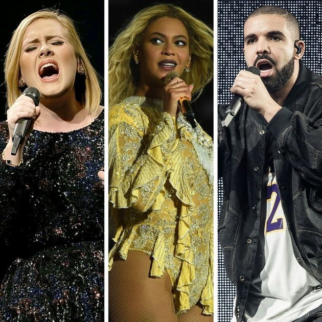 Grammy Nominations 2017 Include Beyoncé And