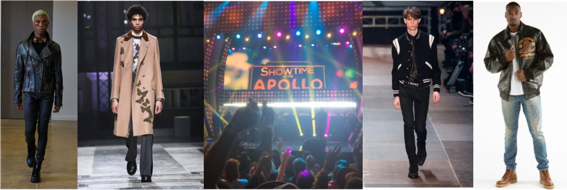 Showtime at the Apollo is returning to TV and the stars are showcasing spectacular style!