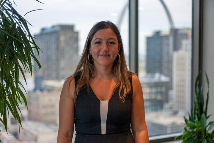 Narcisa Przulj Symank, from Sarajevo, Bosnia, a lawyer at a St. Louis-based firm, is one example of the clout that resettled