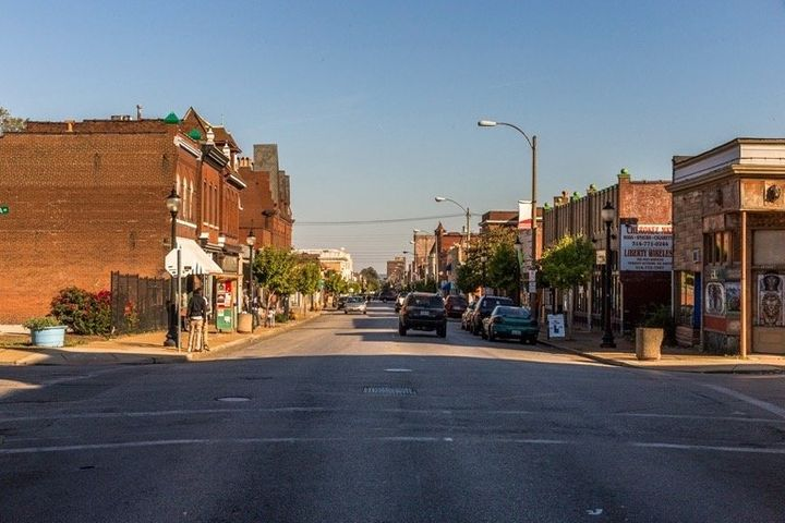 Despite some migration and resettlement of refugees in recent years, many parts of inner-city St. Louis remain neglected, wit