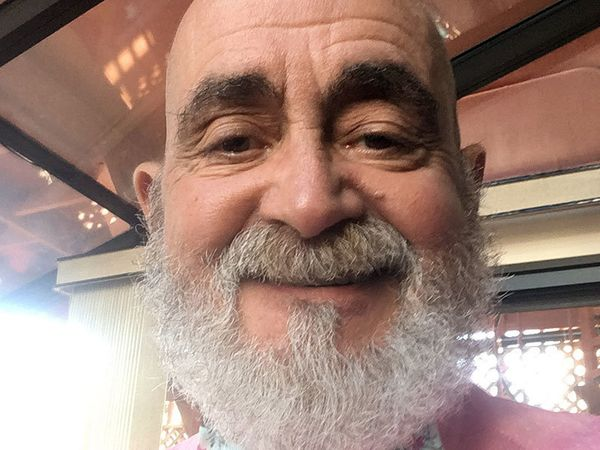 """Hank Trout: """"I am a 27-year long-term survivor, diagnosed in 1989. Have lived in San Francisco since 1980, the last 11 years"""