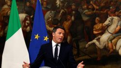 Italian Prime Minister Matteo Renzi Quits After Losing