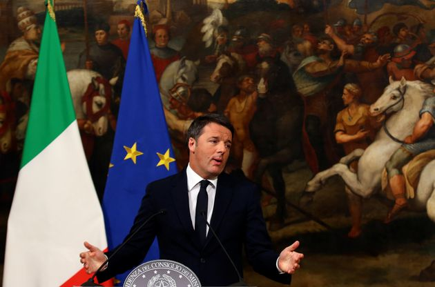 Euro, bonds fall as Renzi to resign after referendum defeat