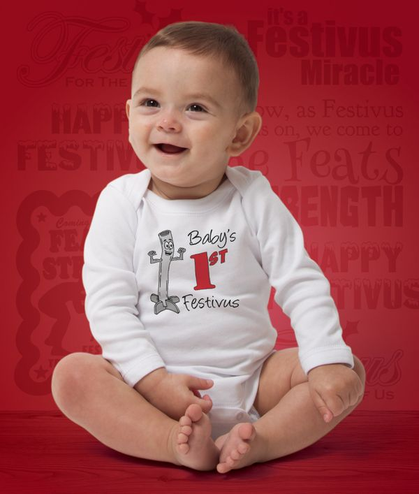 "Finally, a baby outfit for the rest of us. ""Seinfeld"" fans are sure to appreciate this stylish <a href=""http://www.cafepress."