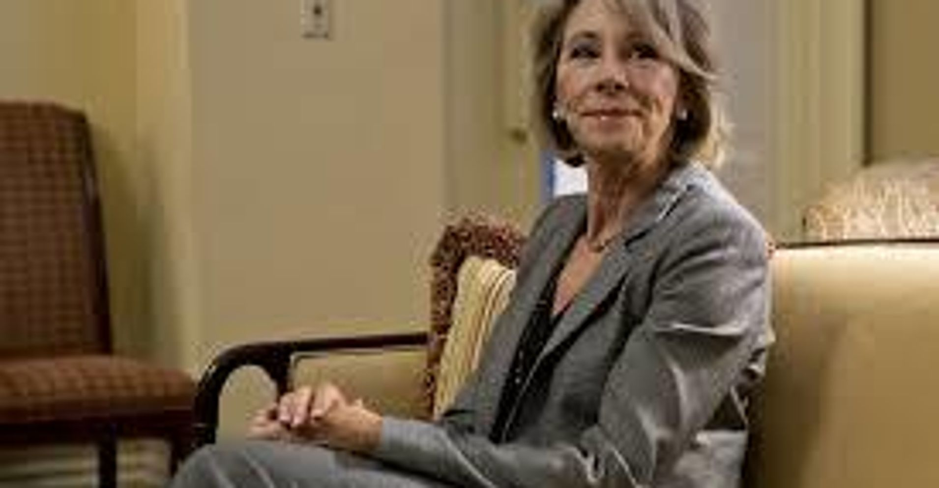 Betsy Devos Nomination Chilling >> Betsy Devos And Her 2015 16 School Choice Yearbook Huffpost