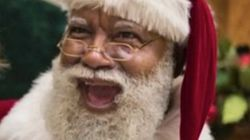 Racists Freak Out Over Black Santa At Mall Of