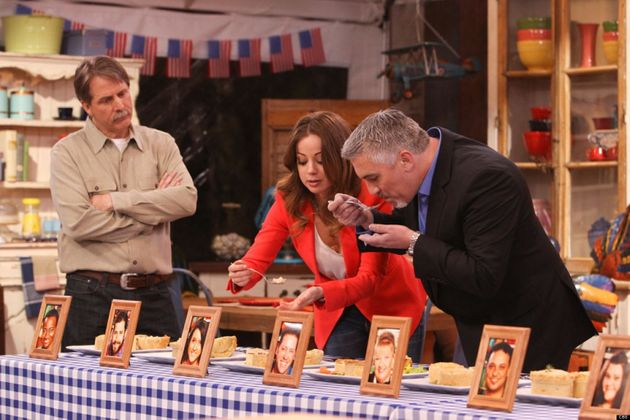 Paul Hollywood fronted 'The American Baking Competition', but it was axed after a