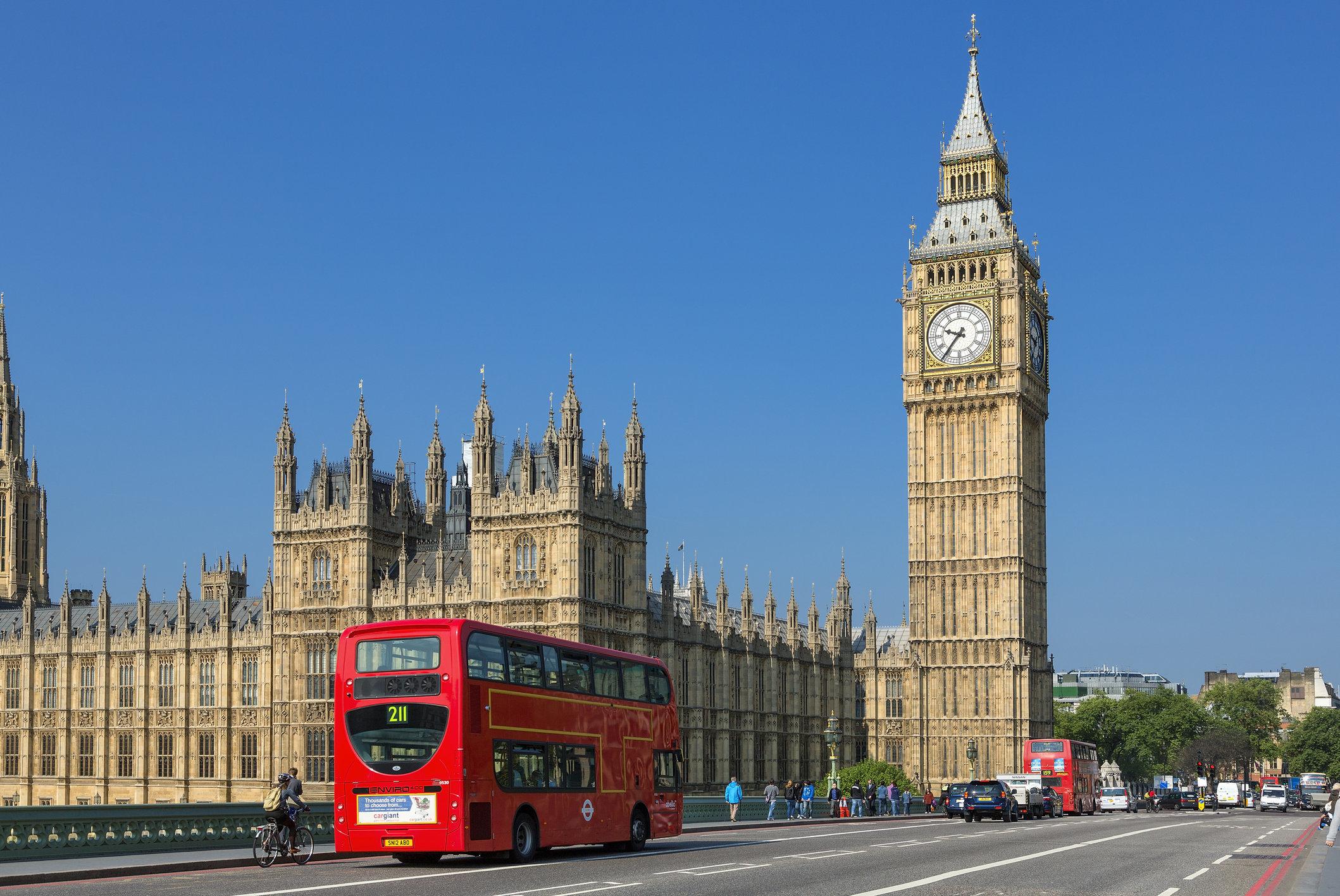 Londoners Hilariously Demolish US Author Who Thinks Capital Has Gone 'All