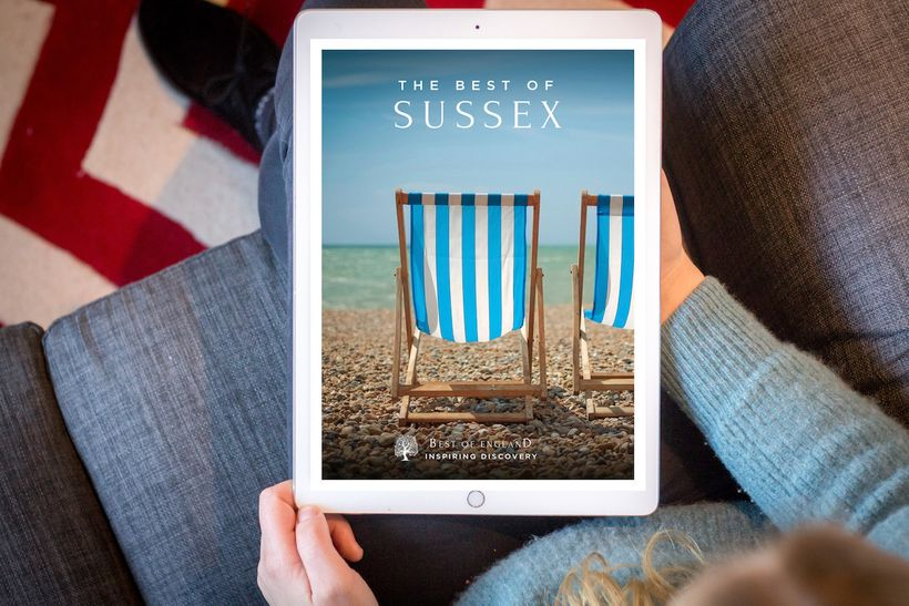 <strong>The Best of Sussex Guide</strong>