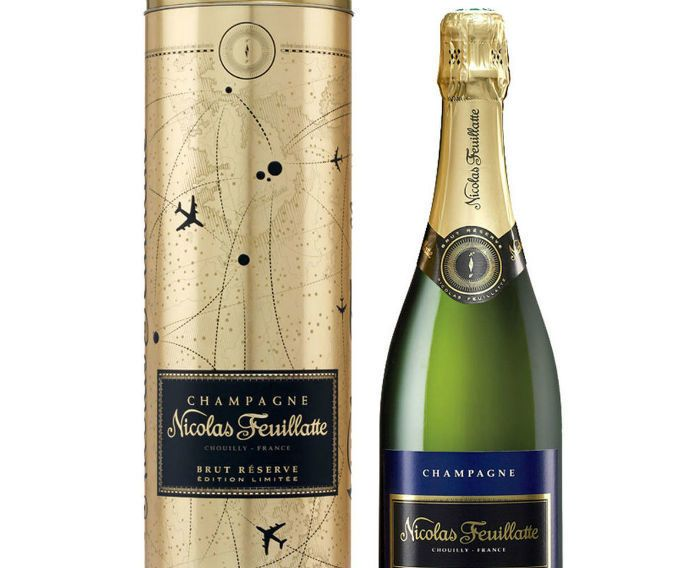 <strong>Nicolas Feuillatte champagne</strong>