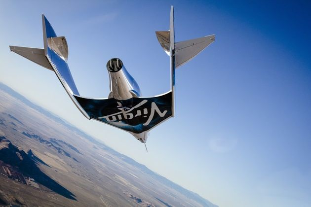 Virgin Galactic's Second Spaceship Has Made Its First Solo