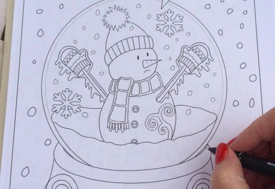 This Sweary Christmas Colouring Book Will Make You Feel 'Festive As