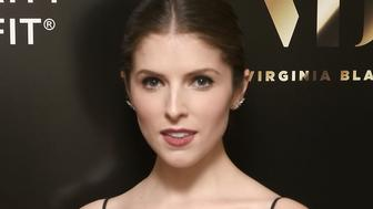 BEVERLY HILLS, CA - NOVEMBER 06:  Anna Kendrick attends the 20th Annual Hollywood Film Awards - Press Room at The Beverly Hilton Hotel on November 6, 2016 in Beverly Hills, California.  (Photo by David Crotty/Patrick McMullan via Getty Images)