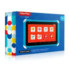 Fisher Price's new tablet powered by Nabi