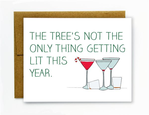 31 hilarious holiday cards guaranteed to get you in the spirit