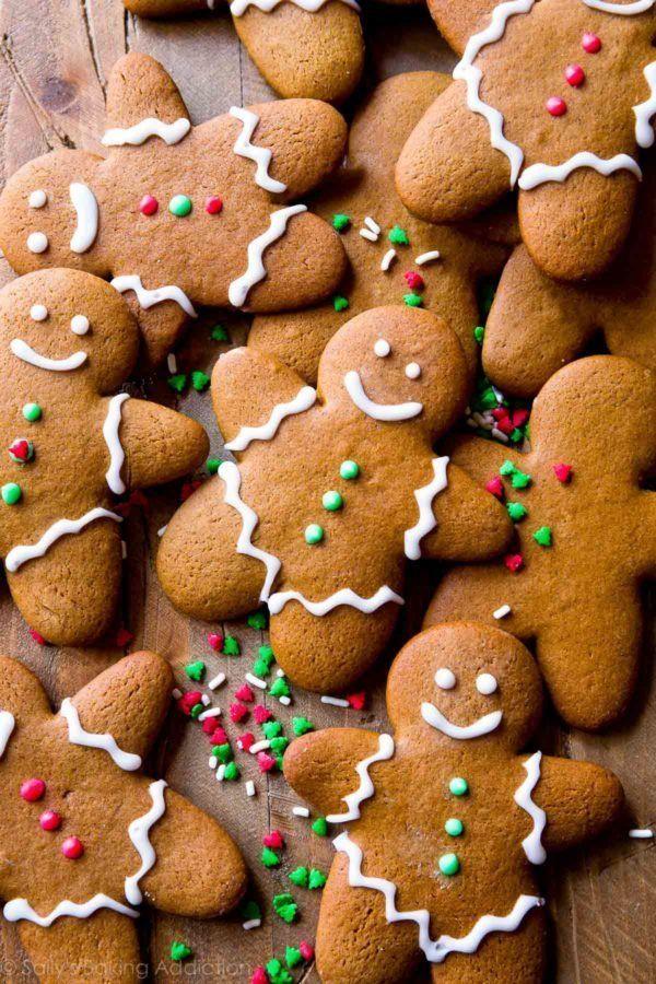 "<strong>Get the <a href=""http://sallysbakingaddiction.com/2015/12/01/my-favorite-gingerbread-men-recipe/"" target=""_blank"">gin"