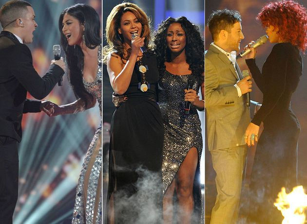X Factor 12 Most Memorable Duets From Past Series Huffpost Uk