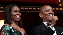 Michelle Obama Is Holiday Cheer Personified In This Festive