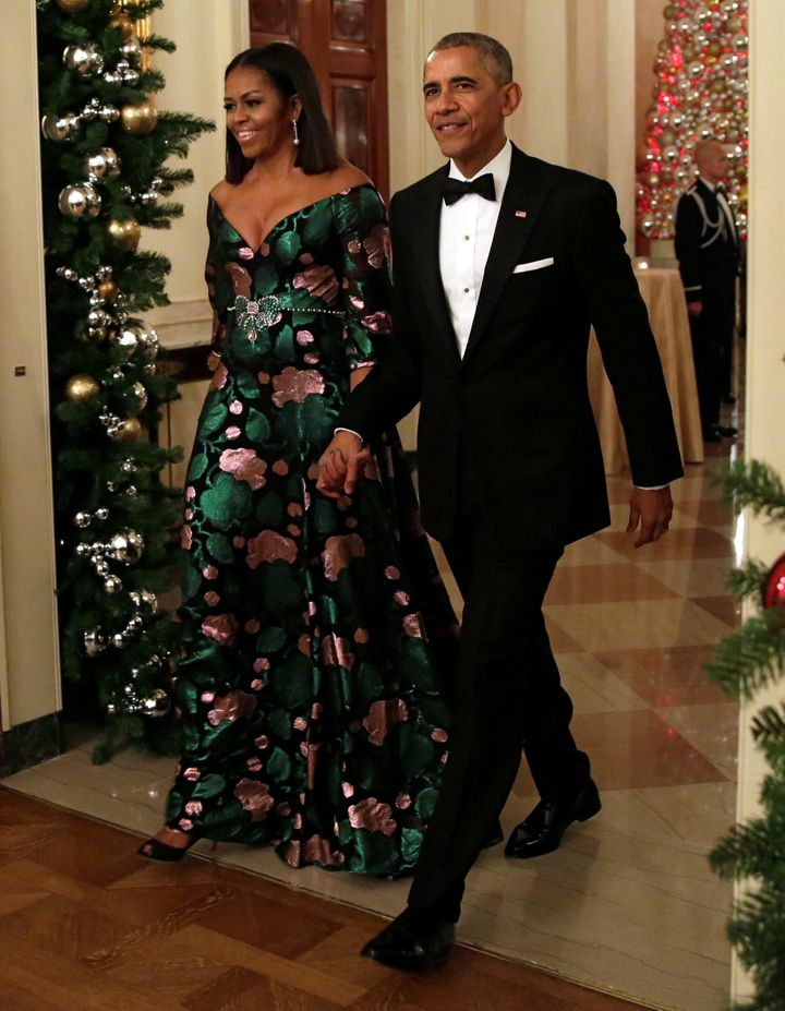 Holiday cheer personified.