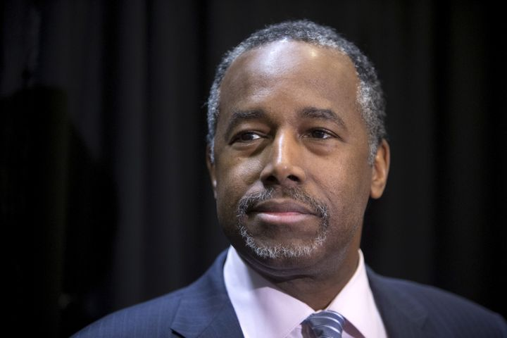 Even Ben Carson has said that he lacks the experiencefor a Cabinet job.
