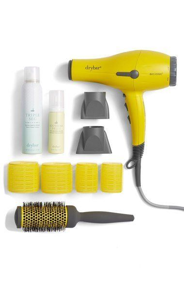 "Drybar 'The Big Hair Blowout' kit, $199, <a href=""http://shop.nordstrom.com/s/drybar-the-big-hair-blowout-kit-limited-edition-nordstrom-exclusive-281-value/4410710?origin=category-personalizedsort"" target=""_blank"">Nordstrom</a>"