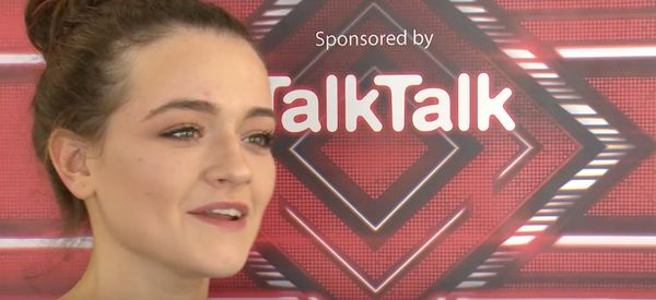 X Factor's Emily Middlemas On Her Most Bizarre Fan Message, And Dream Ryan Lawrie Duet