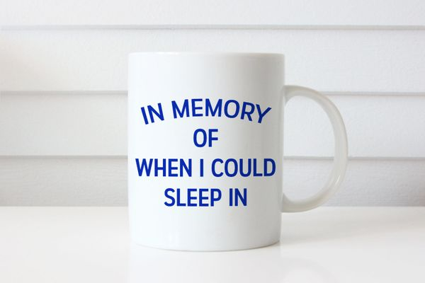 """$12 and up, Elle and K Boutique.<a href=""""https://www.etsy.com/listing/478378387/blue-in-memory-of-when-i-could-sleep-in"""