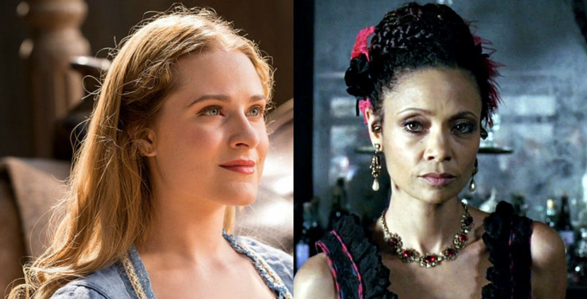 Dolores and Maeve.