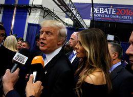 Americans Dislike How The Media Treats Trump -- And How He Treats The Media